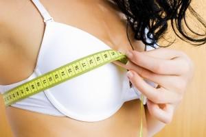 Увеличение грудных желез без операции
