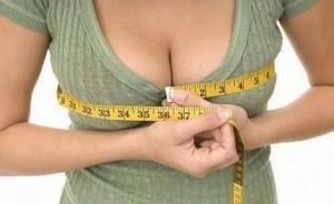 Способы уменьшения груди