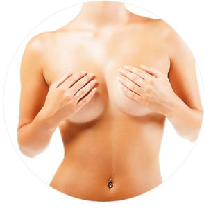 Плюсы увеличения грудных желез